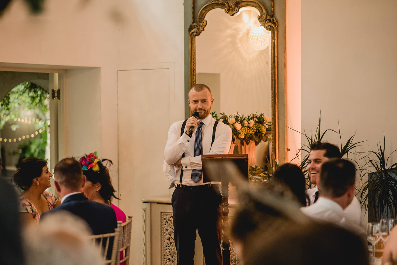speeches at gloster house ireland